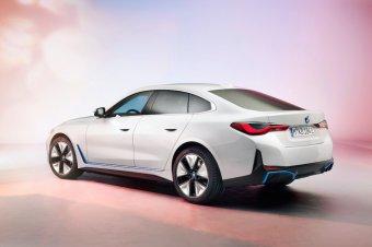 BMW-News-Blog: Erste Fotos vom BMW i4 - BMW-Syndikat