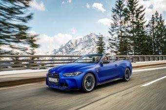 BMW-News-Blog: Das neue BMW M4 Competition Cabrio (G83) mit M xDr - BMW-Syndikat