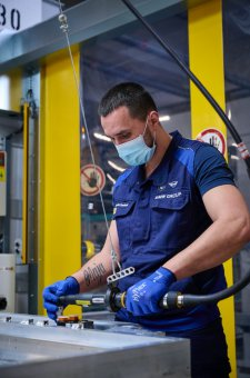 BMW-News-Blog: Produktion der E-Antriebe des BMW iX und BMW i4 ge - BMW-Syndikat